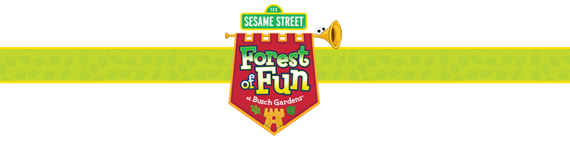 Sesame Street Safari of Fun
