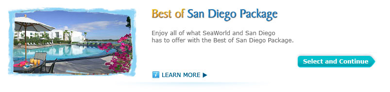 Best of San Diego Package
