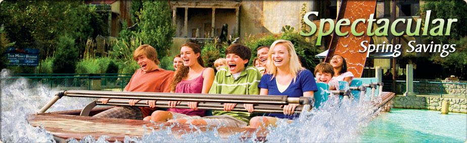 Busch Gardens Williamsburg Vacation Packages