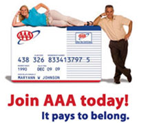 Join AAA today!