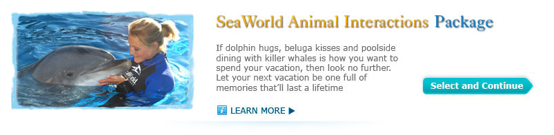 SeaWorld's Animal Interactions