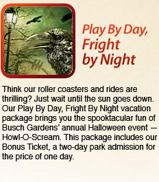 Play By Day Fright By Night